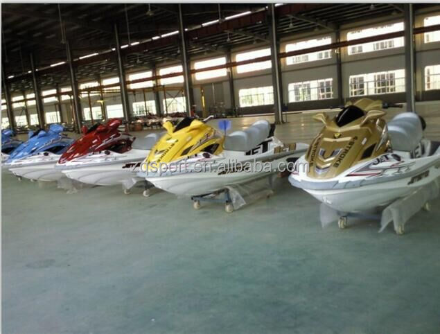 Fashionable good performance 1100cc powerful jetskis for sale