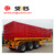 factory price high quality 20ft Dump flatbed semi trailer truck
