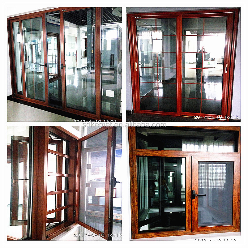 6063 T5 Flurocarbon Spraying Window Door Curtain Wall Aluminum Profile Price