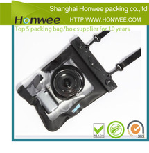2014 high quality waterproof camera pvc plastic packaging bag