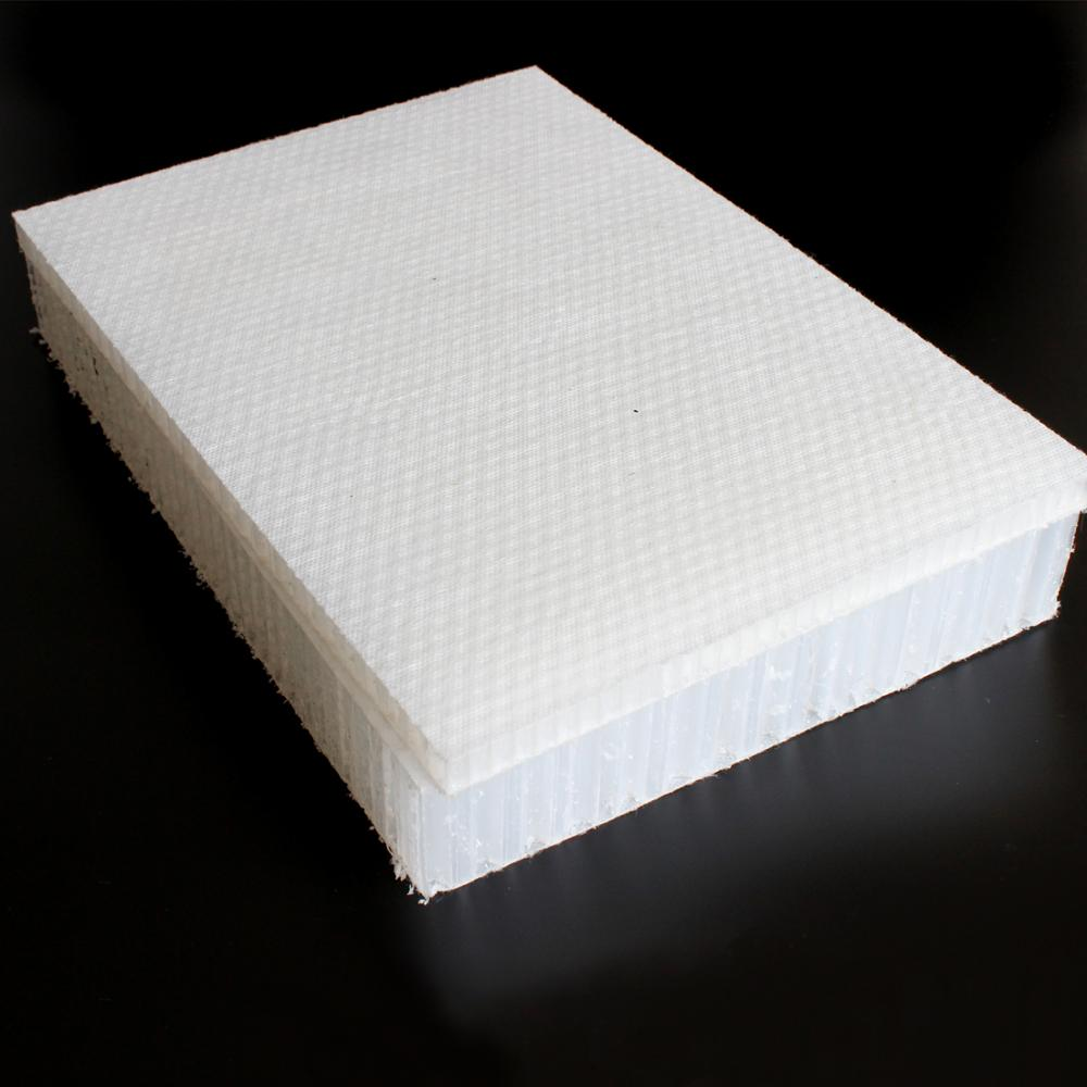 polypropylene honeycomb core composite panel