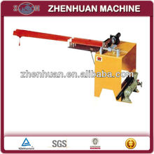 Window blind cutting machine
