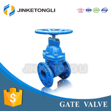china supplier factory directly double seal heating system customized rising stem gate valve