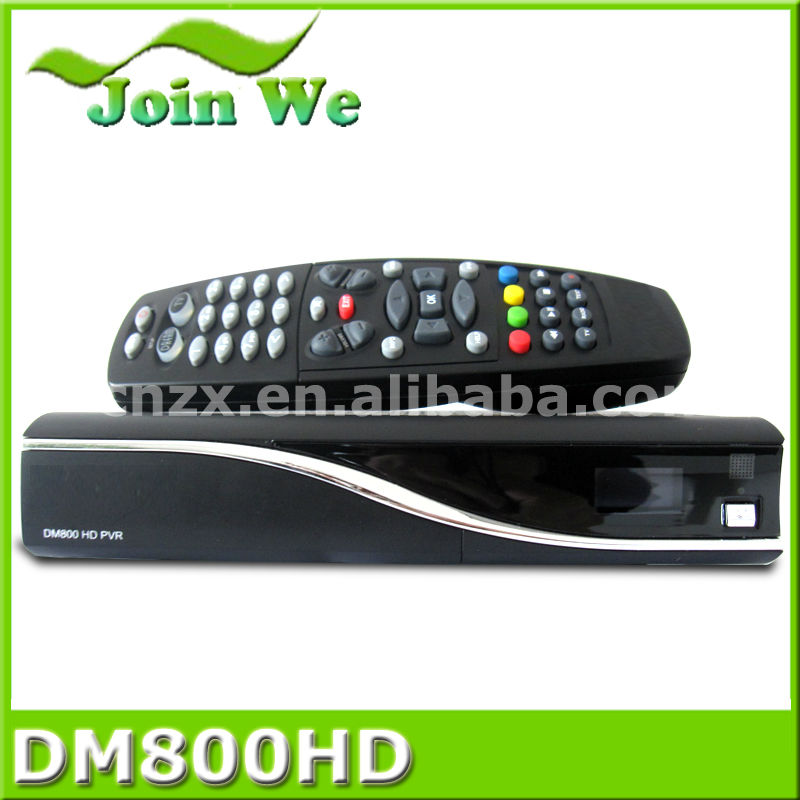 digital linux tv decoder dm 800 hd pvr with Alps M 801a tuner dvb-s2 tuner