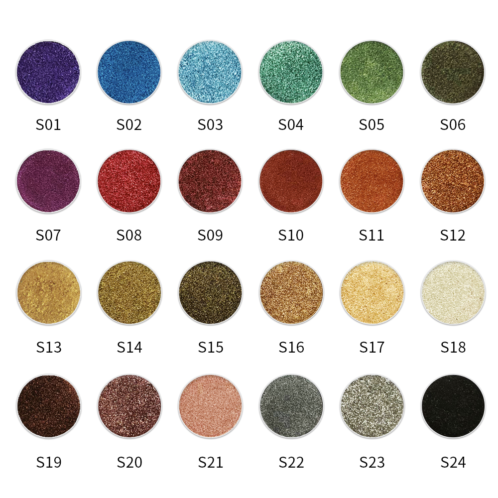 new design oem your own cosmetics brand high pigment private图片