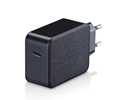 30W Small usb-c Charger QC 3.0 USB Wall charger PD Quick charger with USA Eu UK AU KR plugs
