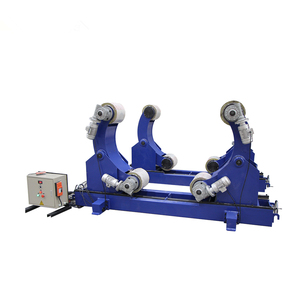irregular shape tank roller/pipe roller stands/welding rotator