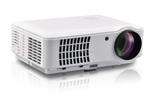 Native 1280*800p led projector 2500 lumens professional home cinema low power consumption led lcd projector cheapest RD-804