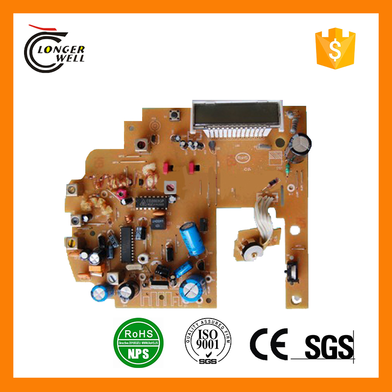 2016 high quality China powerful supply oem mobile charger pcb electronics assembly pcb <strong>manufactur</strong>