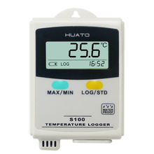 Digital Thermometer Hygrometer Temperature and Humidity Loggers