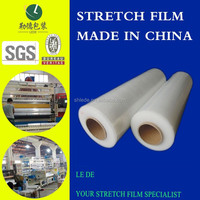23mic Stretch Film/Pallet Film /Wrap Film in jumbo roll