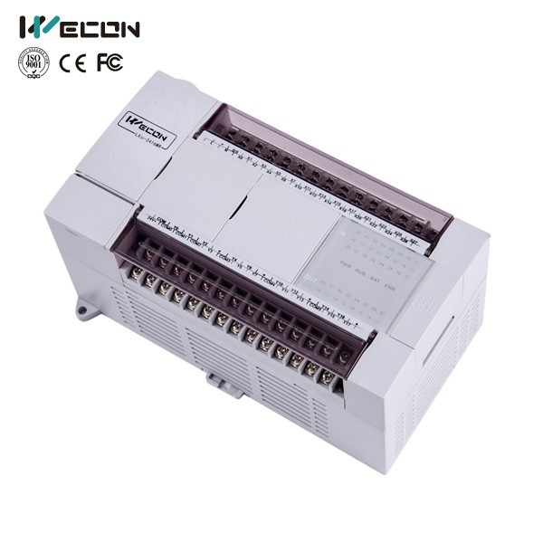 LX 40 I/O Wecon relay plc small controller for band hmi
