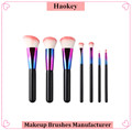 Hot selling trending makeup tool best quality wholesale price 7pcs professional makeup brushes