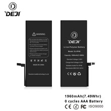 2018 new product 1810mAh gb t18287 2000 mobile phone battery for iphone 6 battery