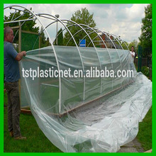 Transparent agricultural poly plastic film 200 microns for greenhouse
