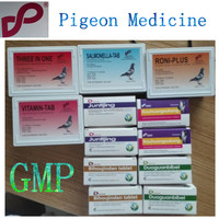 pigeon racing medicine poultry enrofloxacin tablet from veterinary pharmaceutical companies