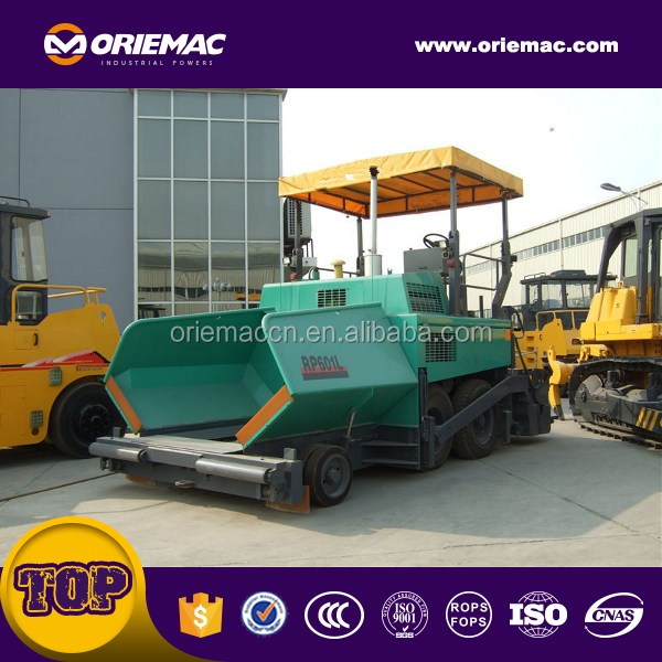 High quality four meter length asphalt concrete road paver RP452L