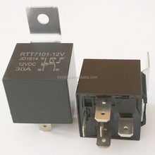 JD1914 DC12V 30A 5 Pin Auto Relay With Metal Bracket