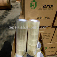 Alibaba new products free samples Bopp clear packing tape [Bopp tape/Silent tape/Acrylic/hotmelt]