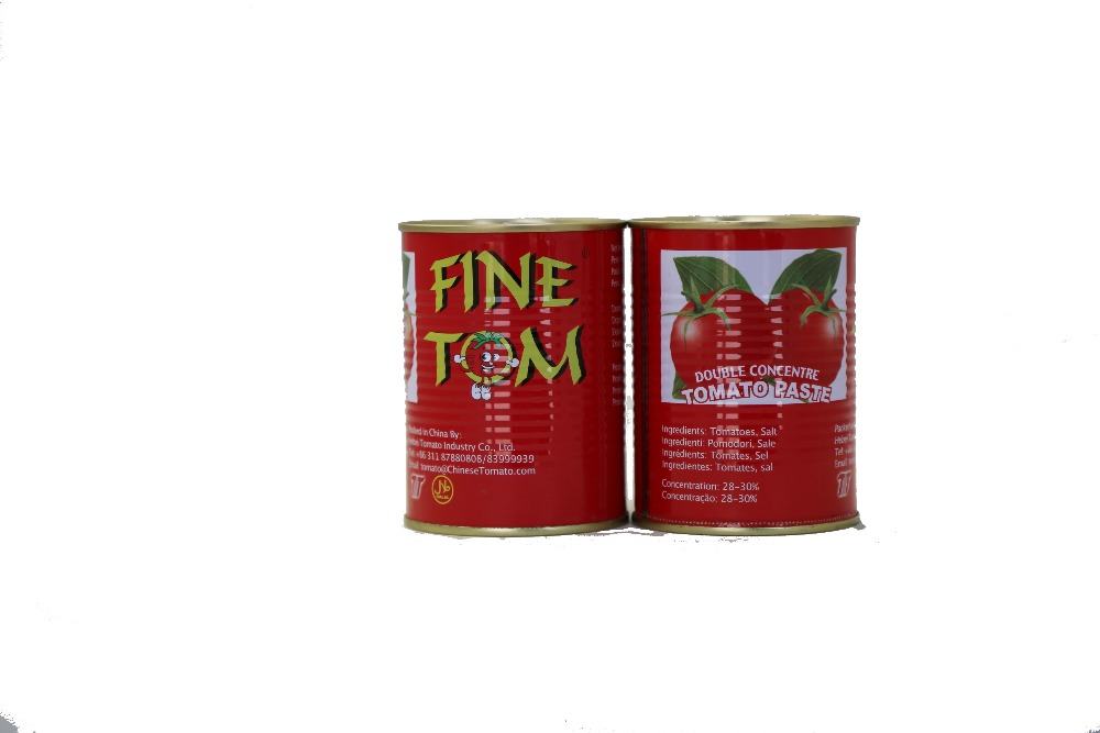 A10 Can Food Size(Tomato paste)