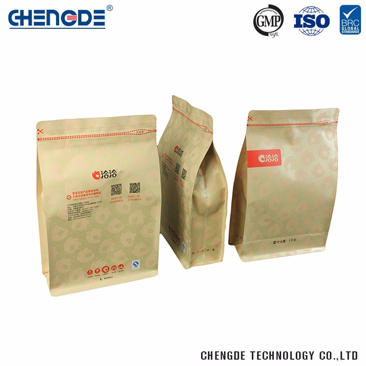 China Manufacturer Custom Logo China Supplier Air Tight Food Packaging