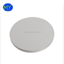 Best quality promotional round tin CD box with ISO9001