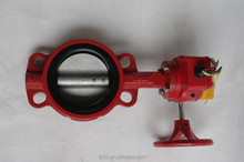 DN150 Wafer Butterfly Valve