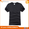 Wholesale customize plain 100% cotton 180gsm t-shirts unisex