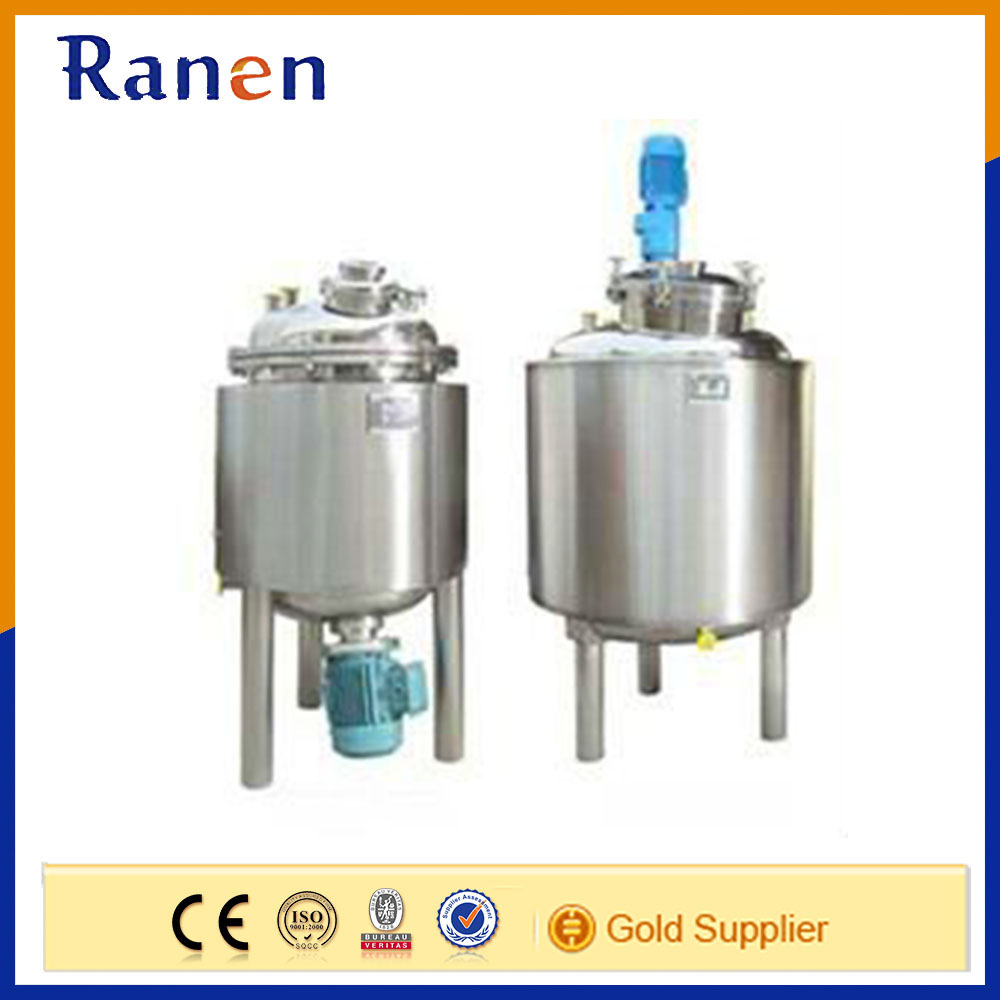 lube oil blending plant chemical mixing tank for make up