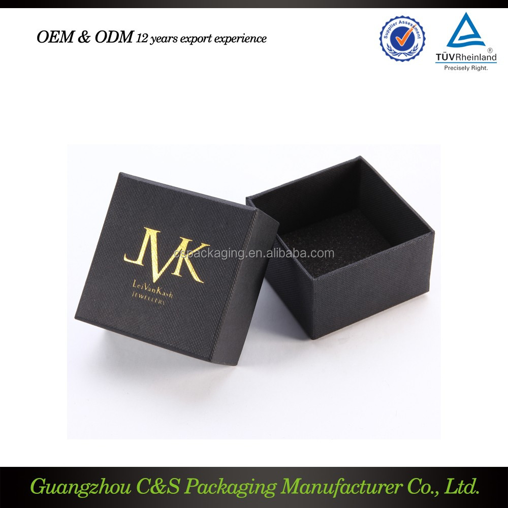 Paper Jewelry Gifts Boxes For Display Rings, Small Watches, Necklaces, Earrings, Bracelet