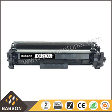New Stable Toner Cartridge Compatible CF217A for HP M102 M130