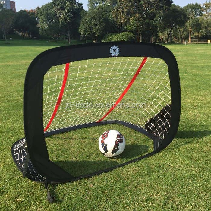 2017 Hot Sale Top Quality Pop Up indoor Soccer Goal