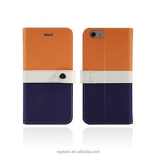 England Style Leather Case For Iphone 6S