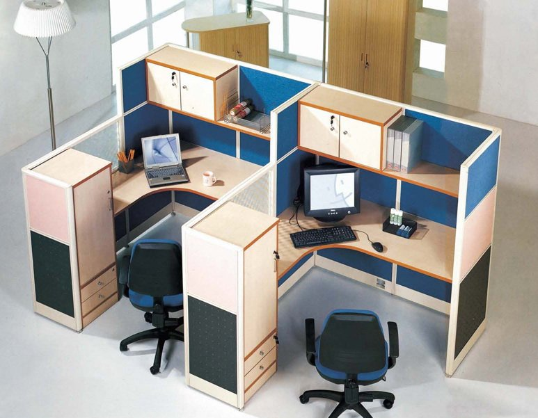 popular small office cubicles with overhead cabinet and shelves buy small office product on alibabacom - Office Cubicles