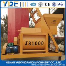 JS1000 concrete mixer machine with lift concrete mixer truck toy