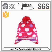 BSCI Factory Supply Polar Fleece Beanie,polar fleece hat/cap