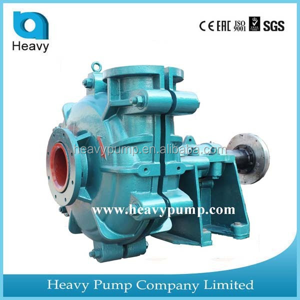 paper and pulp Industrial Slurry Pump Coal washing Industrial Slurry Pump