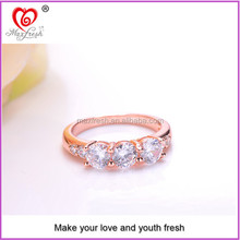 wholesale stainless steel finger rings custom women rings finger rings for women