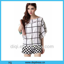 fashion women blouses for ladies in 2013 summer