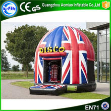 Factory price beautiful designed sale cheap inflatable bouncy castle prices