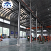 large-span light steel prefabricated workshop