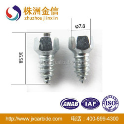 winter hot sale snow tire studs/spike nails for rod safety