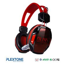 Professional OEM/ODM Custom Design wired gaming chat headset for ps4 with good offer