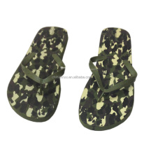 military printed camouflage men eva slipper