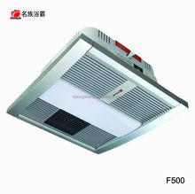 air flow heaters, in ceiling mounted bathroom exhaust fan vent
