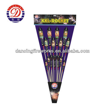 Chinese Super Assortment Rocket Fireworks Manufacturer