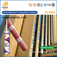 High Temperature Acetic Black RTV silicone sealant