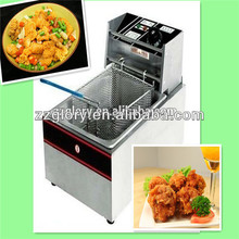 high quality good price electric fish and chips fryers