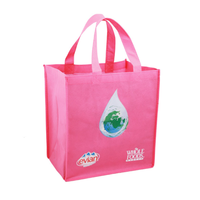 Eco promotional non-woven shopping bags
