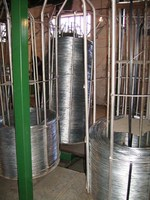 zinc coating wire for armouring cable